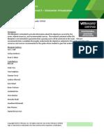 [VMware] VCP5 DV Exam Blueprint v2 5