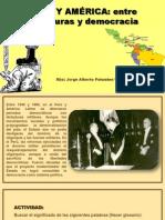 Cambios sociales en el Perú y América