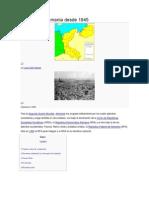Historia de Alemania Desde 1945