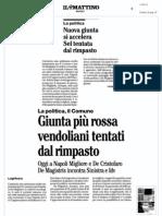 Rassegna Stampa 13.05.13