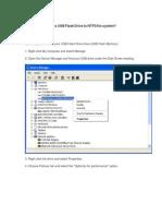 Fat32 to NTFS Change