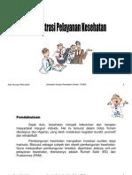 Kuliah Adm RS Dan PKM