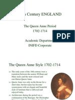 11. Queen Anne