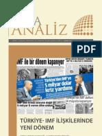 Türkiye-İMF İlişkilerinde Yeni Dönem