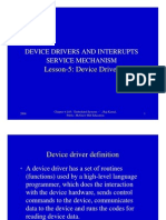 Chap 4Lesson05Device Driver