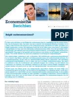 Economische Berichten - België ondernemersland?