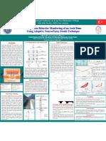 Long Term Behavior Monitoring of an Arch Dam Using Adaptive Neuro-Fuzzy Model Technique