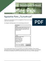 Application Kata Textumbruch