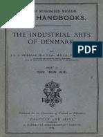 Worsaae-The Industrial Arts of Denmark, Part II