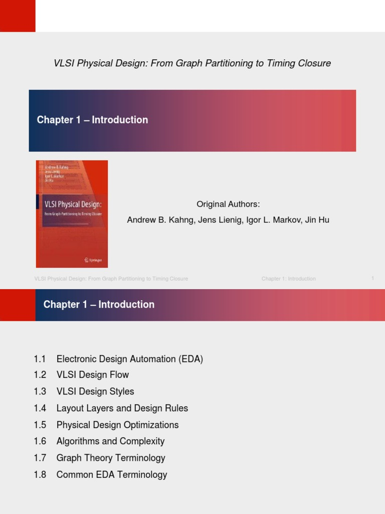 Chap1 111206 Computational Complexity Theory Electronic Design Vlsi Flow Automation
