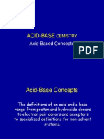 1 Acid Base Concepts