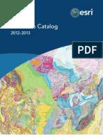 Esripress Catalog 2012