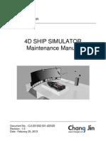 4D Ship Simulator User Guide Rev1.0(20130225)