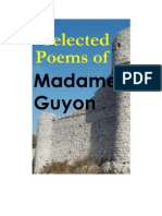 Selected Poems of Madame Guyon  (FREE Sample)