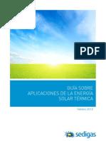 Guía para instalaciones de energía solares térmicas