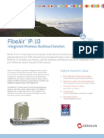 Ceragon - FibeAir IP-10 - Brochure