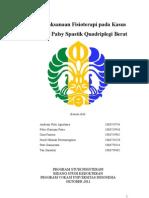 Konferensi Kasus Cerebral Palsy