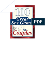 100 Great Sex Games for Couples