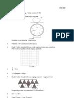 kertas 2 maths upsr 05