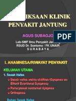 (2) Pemeriksaan Klinik Peny Jantung
