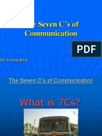 The Seven Cs of Communication 1225637699346419 9