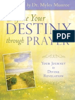 Define Your Destiny Through Prayer