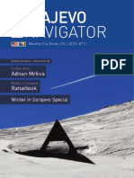 Sarajevo Navigator City Guide / February 2013 - No. 71