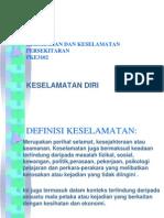 KESELAMATAN DIRI (5)