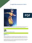 Dancer Who Brought Bharatanatyam