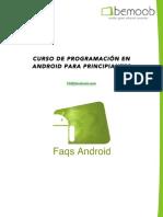 Curso de programación básico de Android - FAQSAndroid