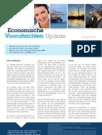 Update Economische Vooruitzichten - Januari 2013
