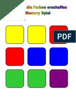 Allah Hat Die Farben Erschaffen - Memory Spiel