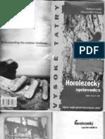 Vysoké Tatry  -Guide book for alpine climbing in Slovakian Tatra mountaines
