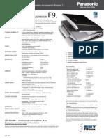 Panasonic Toughbook F9