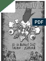 Fanzine Krep, Year 4, No. 9, September 2012