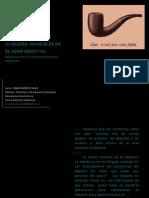 Geometría fractal, morfogenesis y modelación virtual en arquitectura. Clase 1.-Omar Cañete-