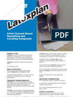 Latex Plan