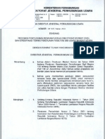 KP 576 Tahun 2011_Petunjuk Pelaksanaan Peraturan Keselamatan Penerbangan Sipil Bagian 8900-4.10 (Staff Instruction) Tentang Penerbitan Dan Pengawasan Untuk Otorisasi Reduced Vertical Separation Minimums (RVS