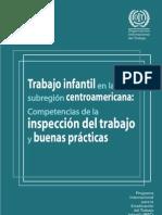 Competencias Inspeccion Trabajo Buenas Practicas Centroamerica