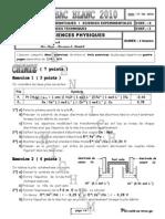 Devoir+Corrigé+de+Synthèse+N°3+-+Physique+-+Bac+Mathématiques+(2010-2011)++Elève+sinda