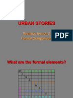 Urban Stories_revision Lesson 3_formal Comparison