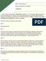 Legea Arhivelor 16-1996 (cu modificari)