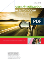 CAA Driving Costs French