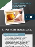 Penyakit Yang Menyertai Kehamilan Dan Persalinan Denny's