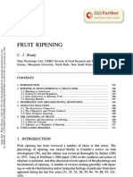 Ripening of Fruits