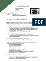 Curriculum Vitae - Luís Moura