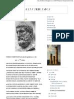Parmenides Agustin