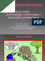 TALLER DE EDUCACIÓN ESPECIAL