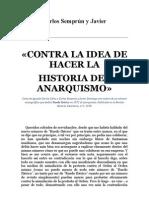 Carta a Carlos Semprún y Javier Domingo