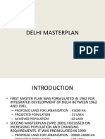 Delhi Masterplan